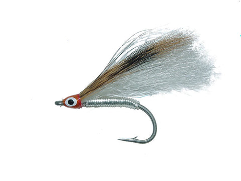 Glass Minnow Saltwater Fly
