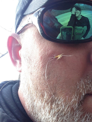 The 4 Funniest Flytying and Flyfishing Photos on the Web.