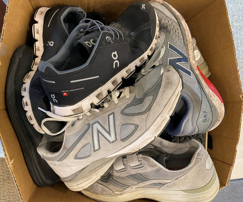How often should I replace my running shoes?