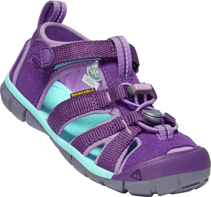 Little Girl Keen Seacamp ll Purple/Teal