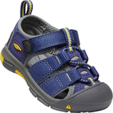 Infant Boy Keen Newport Neo Blue Depths/Gargoyle