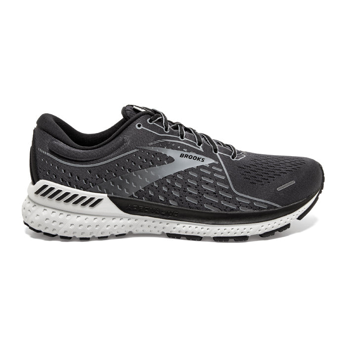 Mens Brooks Running Adrenaline GTS 21 Black