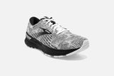 Womens Brooks Running Adrenaline 21 White/Grey/Black