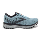 Womens Brooks Running Ghost 13 Blue/Pearl/White