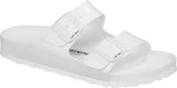 Womens Birkenstock Arizona EVA White