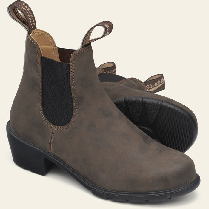 Womens Blundstone 1677 Chelsea Boot Brown