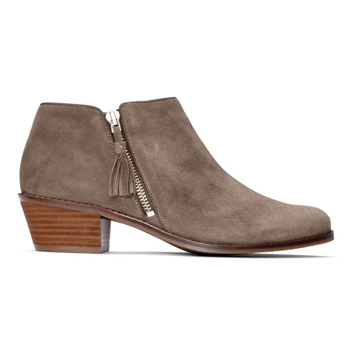 Vionic Serena Ankle Boot GREIGE