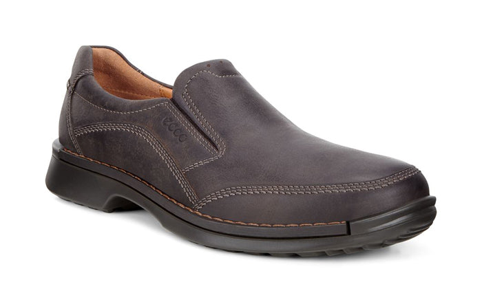 Mens Ecco Fusion II Slip-On Coffee