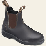 Womens Blundstone 500 Chelsea Boot Stout Brown
