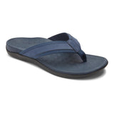 Vionic Men's Tide Toe Post Sandal NAVY