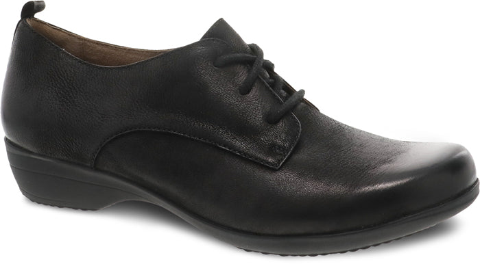 Womens Dansko Finola Oxford Black