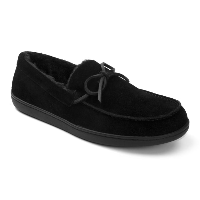 Mens Vionic Adler Slipper Black