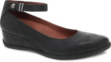 Womens Dansko Shaylee Wedge Black