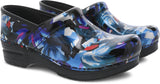 Womens Dansko Professional Graphic Floral