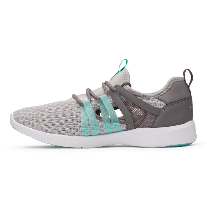 Womens Vionic Adore Active Sneaker Grey
