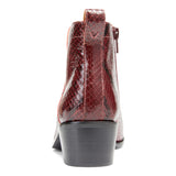 Womens Vionic Clara Boa Ankle Boot Wine
