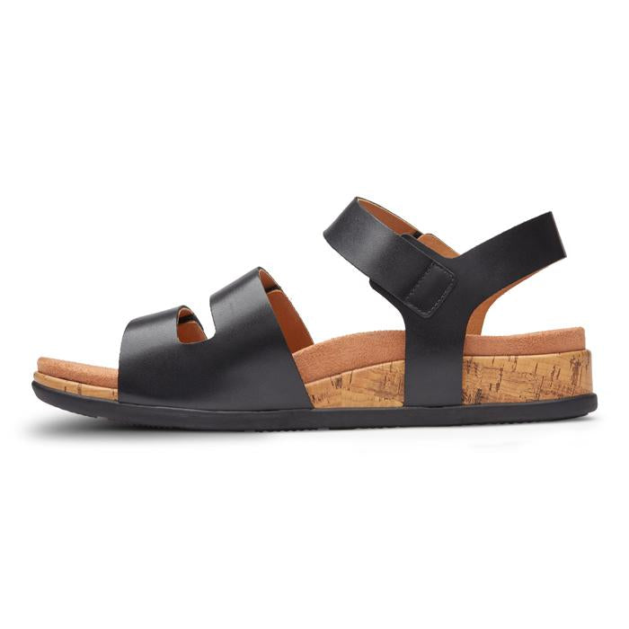 Vionic Colleen Sandal BLACK
