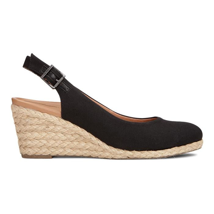 Vionic Coralina Wedge BLACK