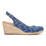 Vionic Coralina Wedge NAVY