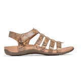Womens Vionic Harissa Adjustable Sandal Wheat