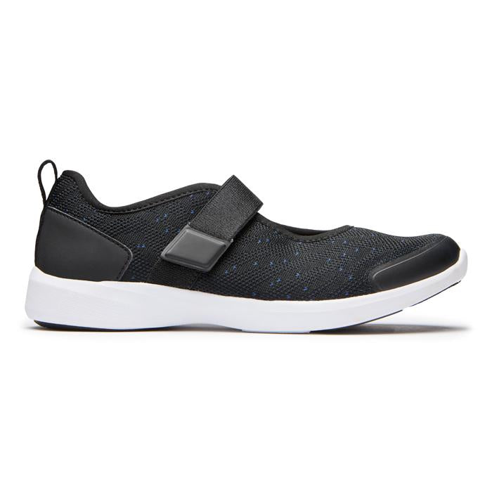 Vionic Jessica Mary Jane Sneaker BLACK