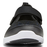 Womens Vionic Jessica Mary Jane Sneaker Black