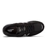Mens New Balance 990v5 Black With Silver