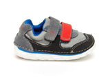 Infant Boy Stride Rite Soft Motion Mason Grey/Black
