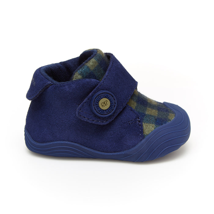 Infant Boy Stride Rite Campbell Navy Navy