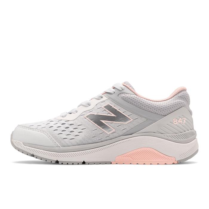 Womens New Balance 847v4 Arctic Fox With Silver Mink