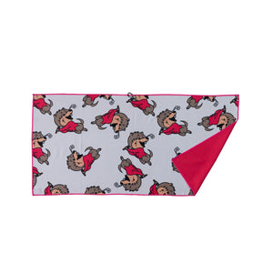 Links Towel: Bob The Gopher