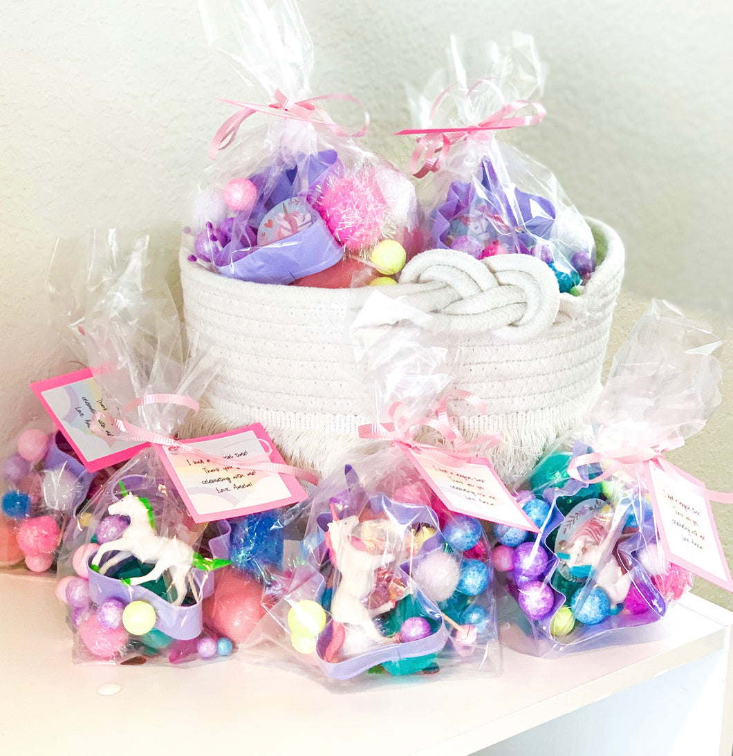 Custom Party Bags