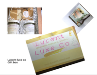 Lucent Luxe Co Gift Package