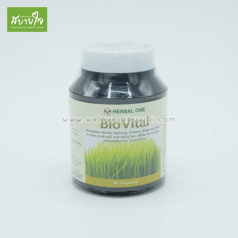 Bio-Vital-wheatgrass-extract-60capsules-herbal-one-1