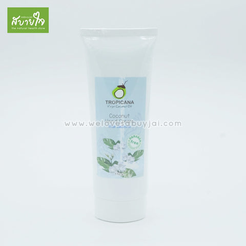 Hand Cream Thai Jasmine 110 g. (Tropicana)