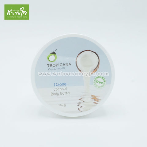 Body Butter Ozone 250 g.(Tropicana)