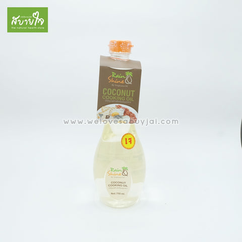 Coconut-Cooking-Oil-750ml-Rain&shine-1