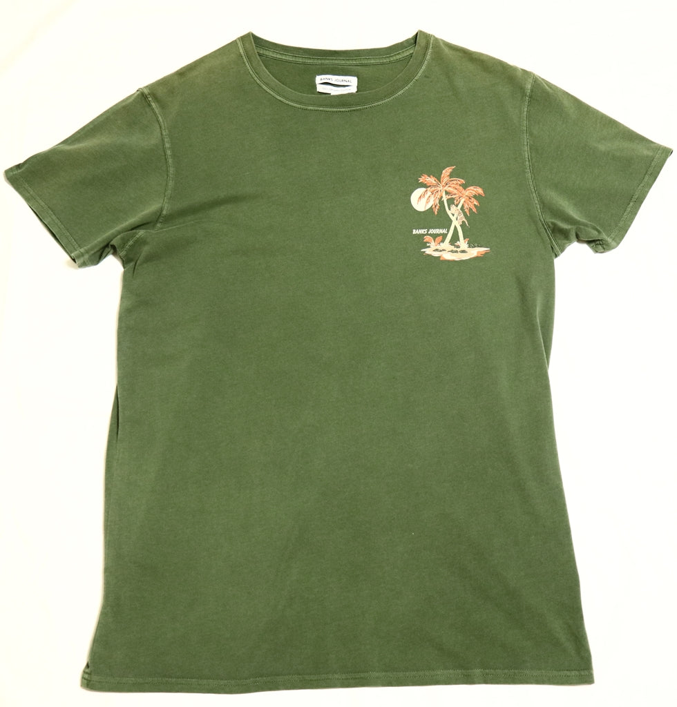BANKS JOURNAL TRADE WINDS TEE