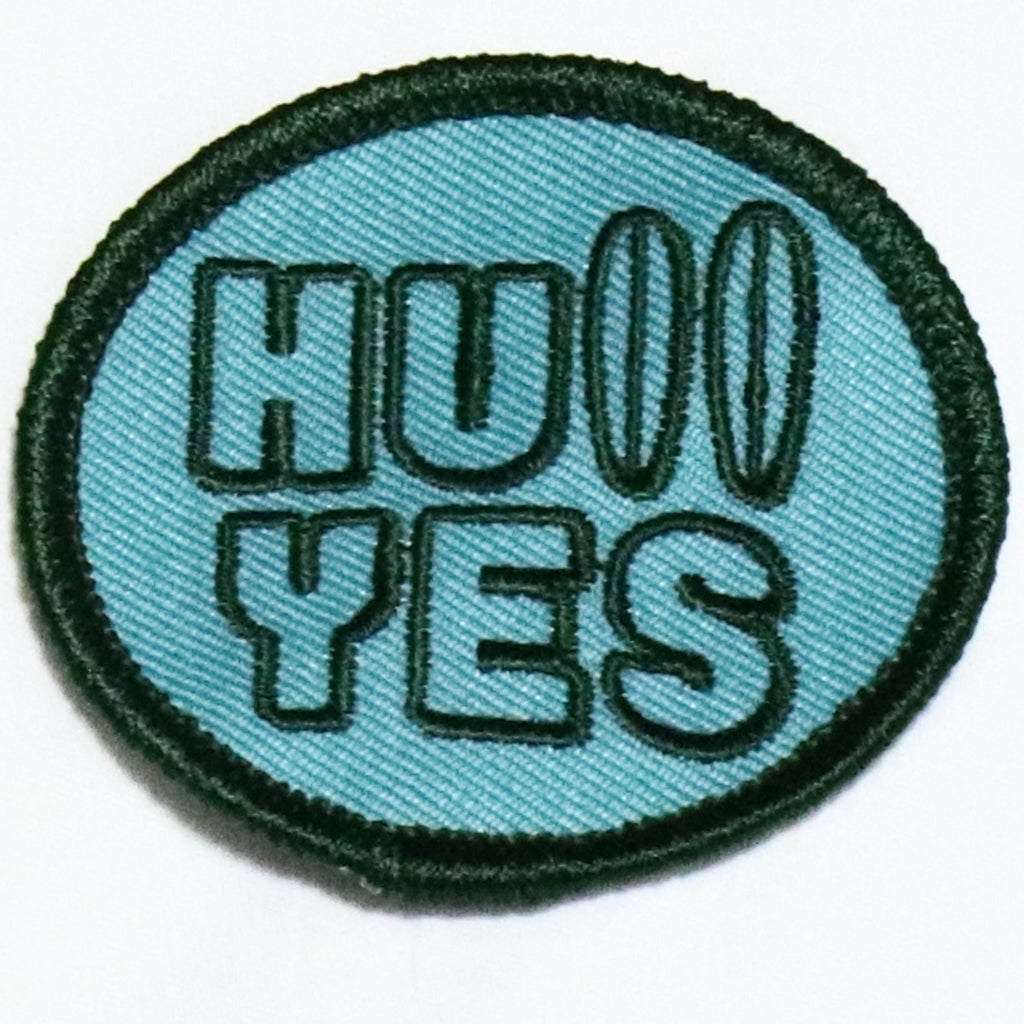 hulloholic Hull Yes Patches