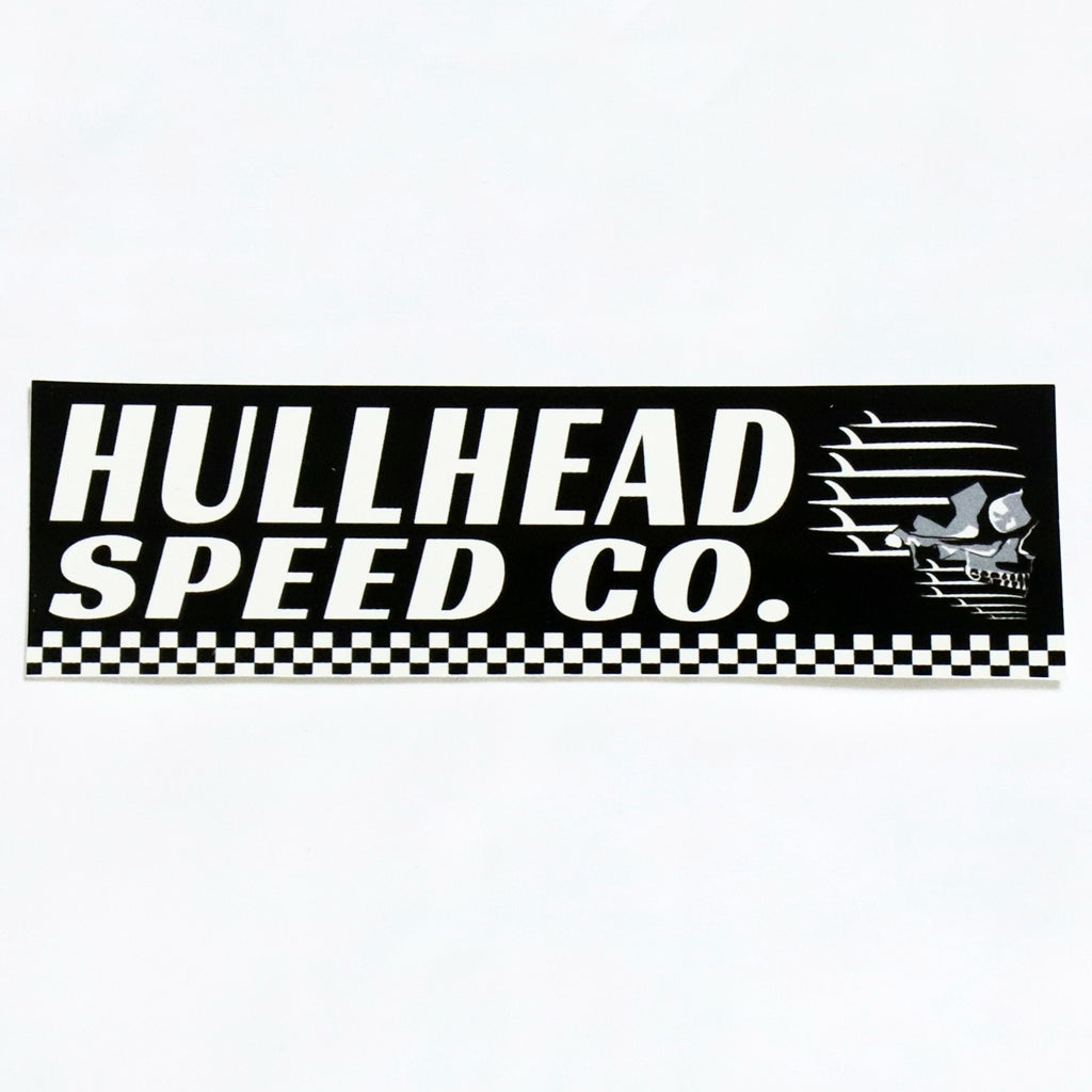 Hullhead Speed Co.Stickers