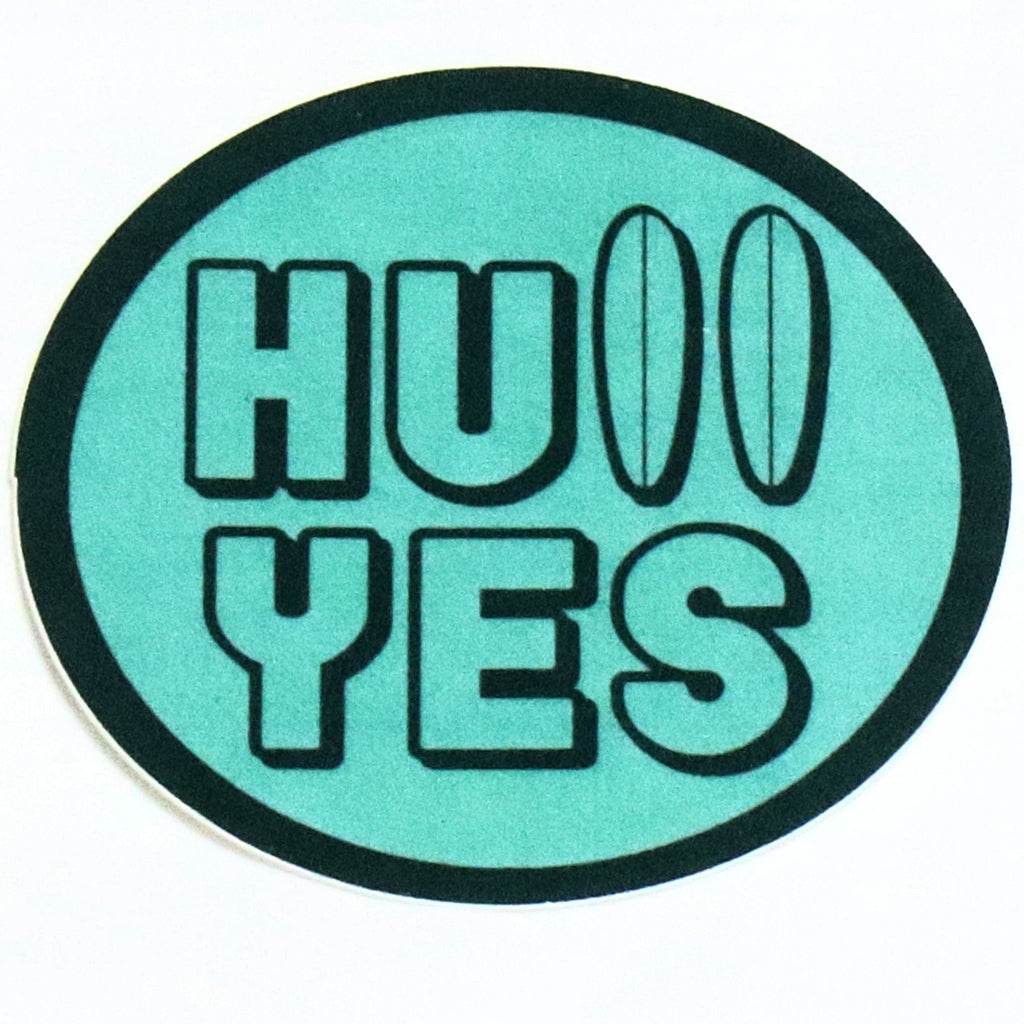 hulloholic Hull Yes Stickers