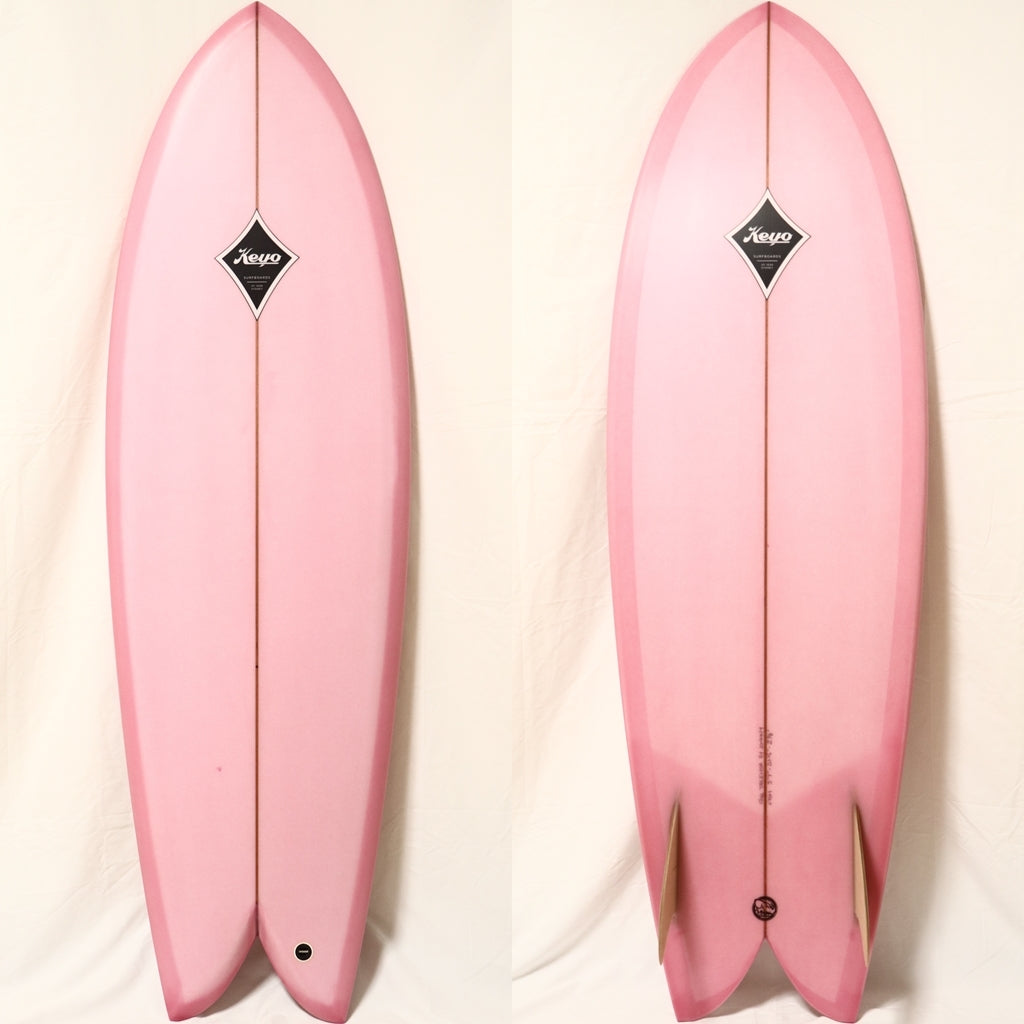 Keyo 5'7 Traditional Fish PU(USED)