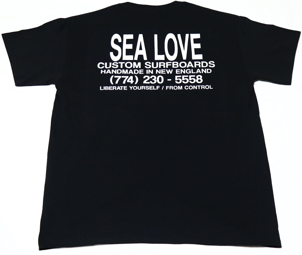 Sea Love Surfboards Sea Love Services T-Shirt