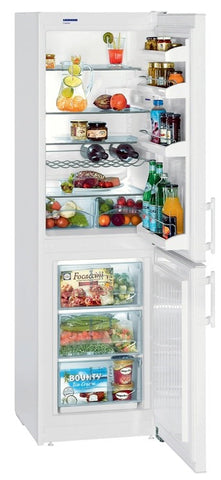 Liebherr Combination Fridge Freezer (White)