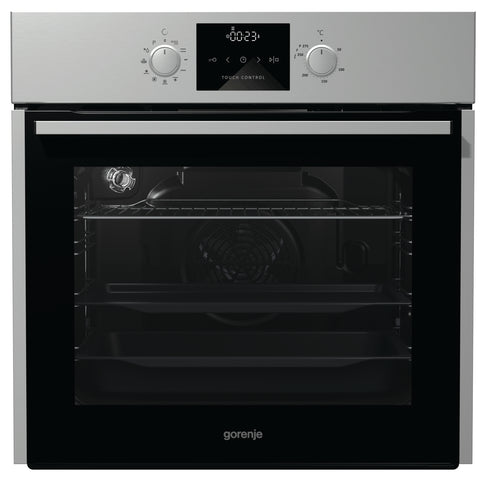 Gorenje Built-in pyrolytic single oven - BOP637E11X
