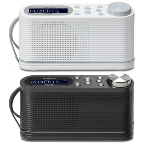Roberts PLAY 10 DAB/DAB+/FM PORTABLE RADIO