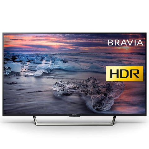 "SONY KDL49WE753BU 49"" SMART 2K-HDR LED FreeviewHD XR-400Hz"