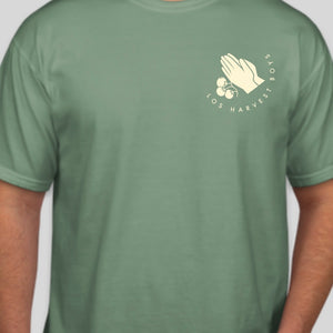 los harvest boys t-shirt (light green)