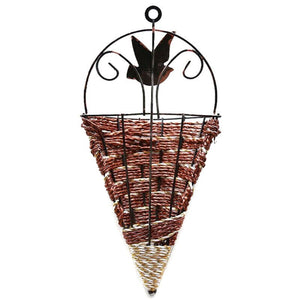 Woven Hanging Decorative Baskets