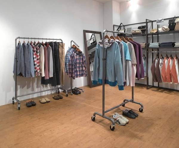 Clothing Racks & Rails